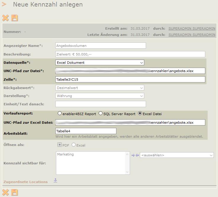 Microsoft Excel als Datenbasis für Kennzahlen - Logic4BIZ